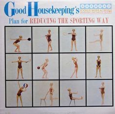 The Tony Aless Quartet and Rosemary Rice - Good Housekeeping's Plan for Reducing the Sporting Way (1959)
