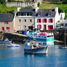 Douarnenez, ville aux trois-ports   Finistère Tourisme 29