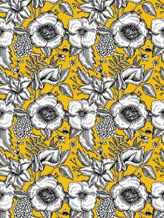 Patterns by Aitch on Behance