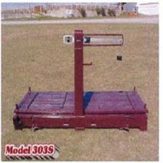 300S Series Single Animal Livestock Scale