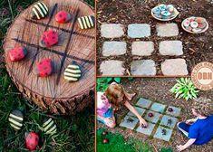 9 Ideas mas o menos locas para un jardín divertido
