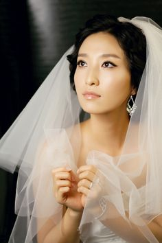 beautiful wedding bridal photo