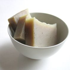Coconut milk shampoo bar. I love the lather of shampoo bars and this one smells so good.Gluten free