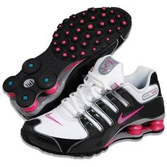 Tendance Chaussures   @Overstock.com  These Nike Shox running shoes feature Nikes Shox midsole for impact-abso