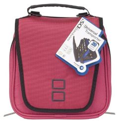 Amazon.com: Universal Transporter Carrying Case for 3DS, DS Lite, DSi and DSi XL - Pink: Nintendo DS: Video Games
