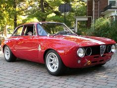 1972 Alfa Romeo GTAm Street Legal Race Car