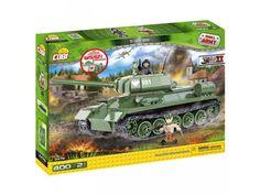 Stavebnica tanku T34/85