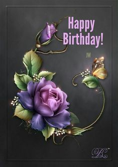Birthday Quotes QUOTATION – Image : Sharing is Caring – Don't forget to share this quote ! Happy Birthday In Heaven, Birthday Wishes Cake, Happy Birthday Flower, Birthday Wishes Messages, Happy Birthday Friend, Birthday Blessings, Happy Birthday Pictures, Happy Birthday Greetings, Happy Birthday Sayings