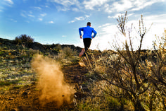 Here's Why You Should Run Hard on Trails