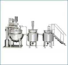 Ointment/ Cream/ Tooth Paste Manufacturing Plant- 1000 L