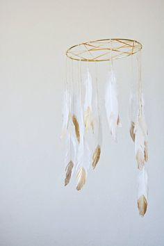 Make It: Dreamy Dream Catcher Mobile
