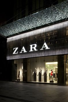 "Zara: ""Every time I go to the mall I will definitely visit the Zara store, always."" #lovemark - Mirta"