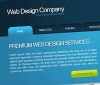 Web Design Layout #14