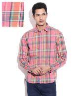 Celio Multicolor Casual Shirt