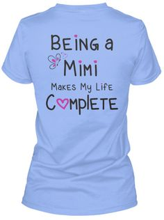 Mimi t shirt since any year t shirts great gifts and for Be creative or die shirt