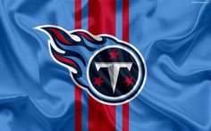 Download wallpapers Tennessee Titans, American football, logo, emblem, National Football League, NFL, Nashville, Tennessee, USA