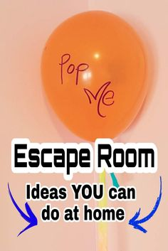 Escape rooms can be very easy to create and provide lots of entertainment. For … Escape rooms can be very easy to create and provide lots of entertainment. For kids, they encourage problem solving.