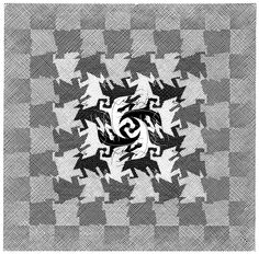 Maurits Cornelis Escher  Development I