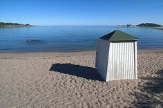 Hanko, the southeast city in Finland. Lovely summer city.