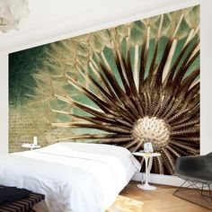 Stunning Vliestapete Tropisches Paradies Fototapete Quadrat Vliestapete Tapete Wanddeko Wandgestaltung modern retro Bilder Strand Pinterest Retro