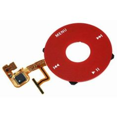 SeattleTech New Wholesale Clickwheel with Flex Ribbon for iPod Video 5th Generation 30GB 60GB 80GB Central Button included Red Pack of 10 SeattleTech,http://www.amazon.com/dp/B00K87I2JQ/ref=cm_sw_r_pi_dp_jJqBtb1MVF90YAFK