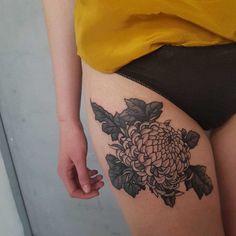 Tattoo Chrysanthemum | Best Tattoo Ideas Gallery