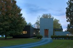 Tred Avon River House / Robert M. Gurney Architect