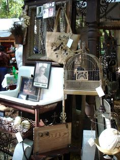 ~ The Feathered Nest ~: The Country Living Fair in Atlanta!!!