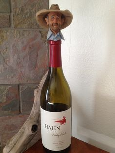 Old Man wine stopper......... WANTED...........,.western shop on Main Street, Frisco, Co