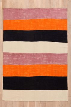 Char-Bea By Ashley G Striped Rug #urbanoutfitters
