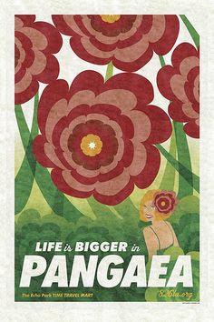 pangaea  //      Vintage Time Travel - The next best thing to being then!