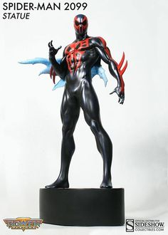 Sideshow Collectibles - Spider-Man 2099 Polystone Statue