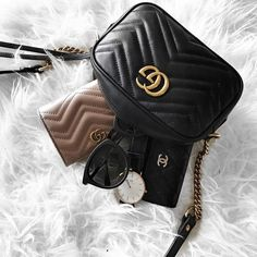 Gucci + Chanel