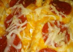 Awesome Pizza Dogs Recipe -  Very Delicious. You must try this recipe!