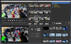 Recreate your videos by adding impressive effects to them. #video #macosx #osx