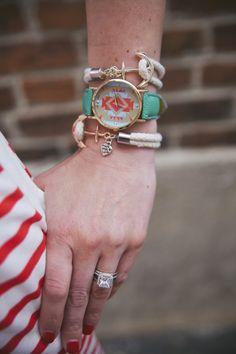 Arm Party! #fashion #jewelry