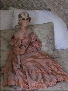 French boudoir doll (please follow minkshmink on pinterest)