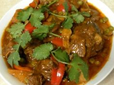 Goat meat is easy to cook and taste really delicious and tender if the meat is cooked in the correct way. Here is an awesome goat meat caldereta recipe which has been a favourite dish in the family for many years.