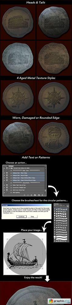 Ancient Coin Creator Kit