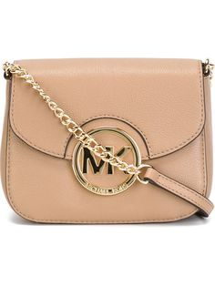 0c2c1c6d2afb Shop Michael Michael Kors  Fulton  crossbody bag in Gore from the world s  best independent