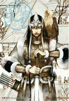 Chang Ge Xing, the author is Xia Da and the story is about Tang dynasty..there r many chinese traditional clothes,it's amazing