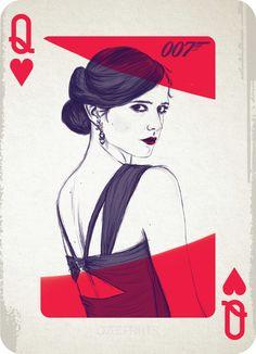 Vesper Lynd, the lying bitch no. But I love Eva Green! Casino Theme Parties, Casino Party, Party Themes, James Bond Party, James Bond Theme, James Bond Women, 007 Casino Royale, James D'arcy, Casino Logo