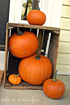 Top 12 Fall Decorating Ideas
