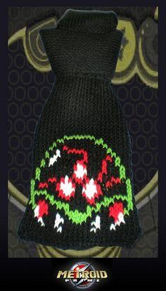 More geek knits