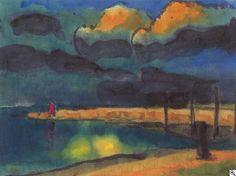 Emil Nolde - Landschaft