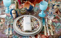 MY HOLIDAY TABLE WITH BUNNY WILLIAMS