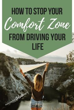 This article talks about how you allow your fears to stop you from reaching your goals. It also discusses why you should step out of your comfort zone and not let it limit you.