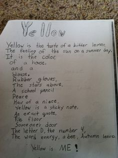 Start your year off with some fun poetry! Let your students select their favorite color, and their imaginations will run wild! You can easily accompany a fun art project with the poetry writing.
