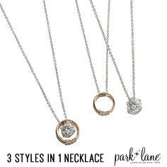 Park Lane Jewelry - Inner Circle Necklace | Park Lane Jewelry https://parklanejewelry.com/rep/melissafontana