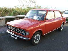 Fiat 128  ano de 1974